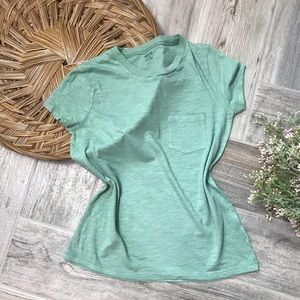 Madewell | Whisper Cotton Pocket Tee Size XS